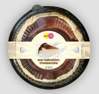 Dondurulmuş Feast San Sebastian Cheesecake 600 gr