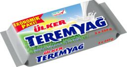 Teremyağ Paket Margarin 3x250 gr