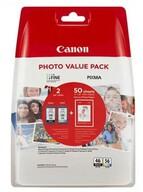 Canon 9059B003 PG-46L/CL 56 Kartuş 2'li Paket Kağıt Hediyeli