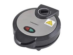 Premier Siyah 1200W Waffle Makinesi