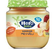 Hero Baby Karışık Meyve 125 gr
