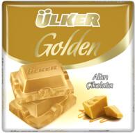 Ülker Golden Karamelli Beyaz Çikolata 60 gr