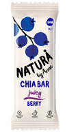 Natura Chia Bar Berry 38 gr