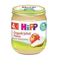 Hipp Organik Şeftali Püresi 125 gr