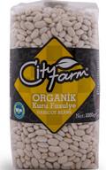 City Farm Organik Kuru Fasulye 1 kg