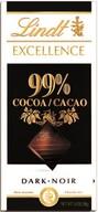 Lindt Excellence %99 50 gr
