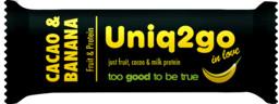Uniq2go In Love Cacao & Banana 32 gr