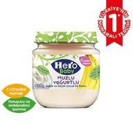 Hero Baby Muzlu Yoğurtlu 125 gr