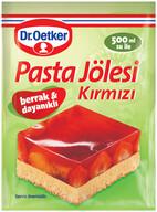 Dr. Oetker Kırmızı Pasta Jölesi 15 gr