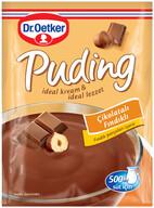 Dr. Oetker Çikolatalı Fındık Aromalı Puding 102 gr