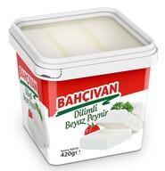 Bahçıvan Beyaz Peynir Dilimli 420 gr