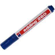 Edding 260 Beyaz Yazı Tahtası Kalemi Mavi
