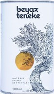 Beyaz Teneke Sızma Zeytinyağı 500 ml