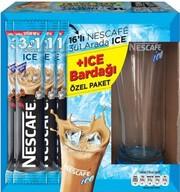 Nescafe 3'ü 1 Arada Ice 16x13,8 gr ve Ice Bardağı
