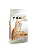 Peton Cat Portakallı İnce Taneli Topaklaşan Kedi Kumu 10 L