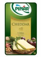 Pınar Cheddar Dilimli 200 gr