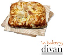 Ay Çöreği Kare 95 gr In Bakery by Divan