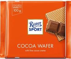 Ritter Sport Cocoa Wafer 100 gr