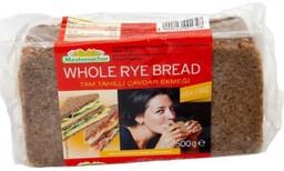 Tam Tahıllı Çavdar Ekmeği 500 gr