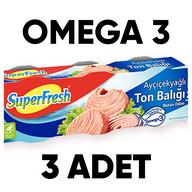 Superfresh Ton Balığı 3x80 gr