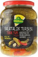 Kühne Türk Tipi Kornişon Turşusu 720 ml