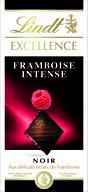 Lindt Excellence Noir Framboise 100 gr