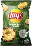 Lay's Yoğurt Mevsim Yeşillikleri 106 gr