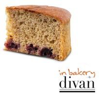 Tam Buğday Vişneli Kek 2 Dilim- In Bakery by Divan