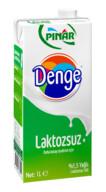 Pınar Süt Laktozsuz 1 L