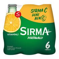 Sırma C+ Portakal 6x200 ml
