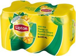 Lipton Ice Tea Mango 6x330 ml