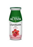 Activia Shot Ahududu&Hibisküs 80 ml