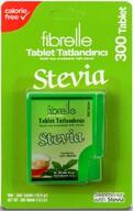 Fibrelle Stevialı Tablet Tatlandırıcı 300'lü