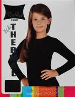 Tutku Kız Çocuk Termal Uzun Kol Fanila 5-7 Yaş