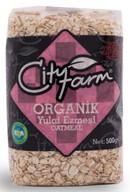 City Farm Organik Yulaf Ezmesi 500 gr