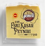 Yemeli Kars Eski Kaşar Peyniri 300 gr