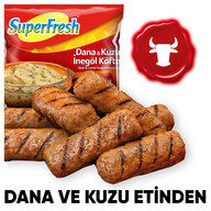 Dondurulmuş Superfresh İnegöl Köfte 320 gr