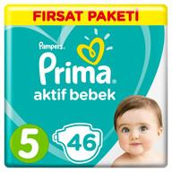 Prima Aktif Bebek 5 Junior 46'lı