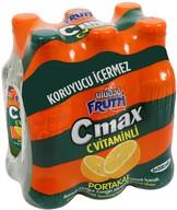 Uludağ Frutti C-Max Portakal 6x200 ml
