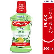 Colgate Plax Çay & Limon Alkolsüz Gargara 500 ml