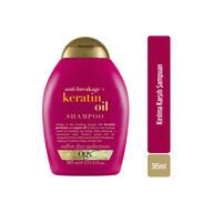 OGX Kırılma Karşıtı Keratin Oil Şampuan 385 ml