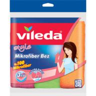 Vileda Style 3'lü Mikrofiber Bez