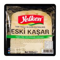 Yelken Trakya Koyun Eski Kaşar Peyniri 300 gr