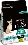 Pro Plan Mini Irk Kuzulu Yetişkin Köpek Maması 3 kg