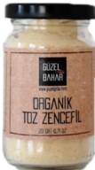 Güzel Ada Organik Toz Zencefil 30 gr