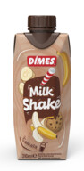 Dimes Milkshake Muz&Kurabiye 310 ml
