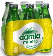 Damla Minera Limon Aromalı 6x200 ml