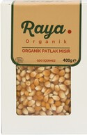 Raya Organik Mısır Patlağı 400 gr