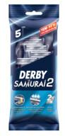 Derby Samurai 2 Bıçaklı 5' li