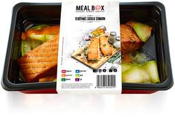 Meal Box Hazır Yemek Teriyaki Soslu Somon 200 gr
